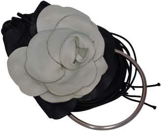 Les Copains Black Leather Belts