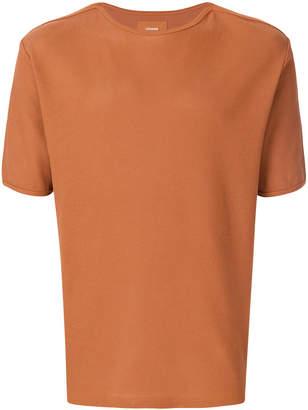 Lemaire classic pique T-shirt