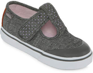 Vans Leena Girls Skate Shoes - Toddler