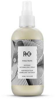 R+Co PINSTRIPE Intense Detangling Spray/8.5 oz. $23 thestylecure.com