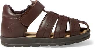 Ralph Lauren Donevan Leather Sandal
