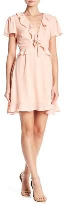NSR Cheri Ruffle Dress
