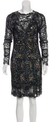 Tom Ford Embellished Cocktail Dress