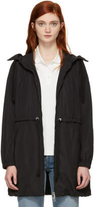 Moncler Black Topaze Coat