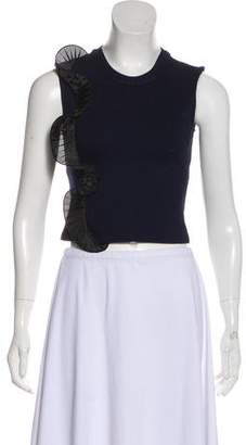 Opening Ceremony Sleeveless Crop Top