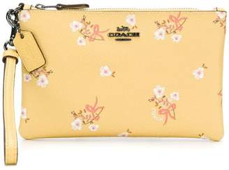 Yellow Floral Bags - ShopStyle UK 3a6a95304f557