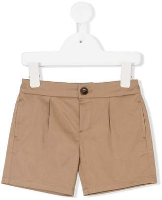 Gucci Kids bee embroidery smart shorts