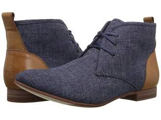 Sebago Hutton Chukka Women's Lace-up Boots