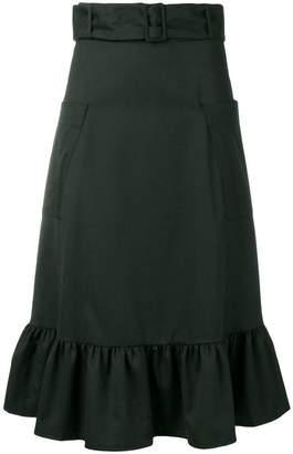 Maison Père high-waisted skirt