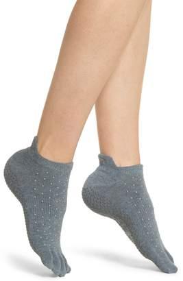 ToeSox Full Toe Gripper Socks
