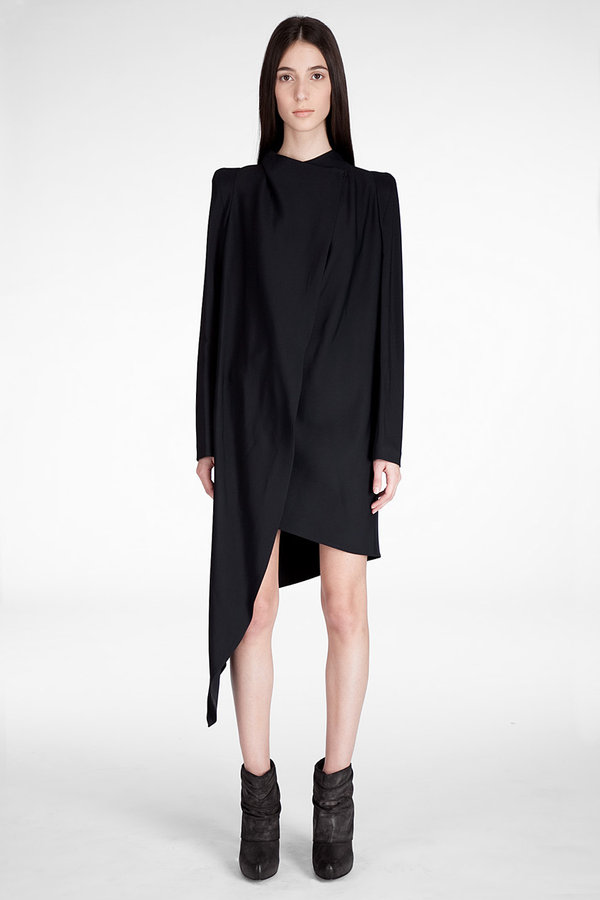 Vanessabruno Asymmetrical Dress