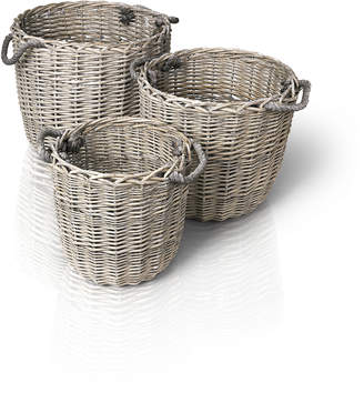 "Blomus Willow Baskets ""Canato"" (Set of 3)"