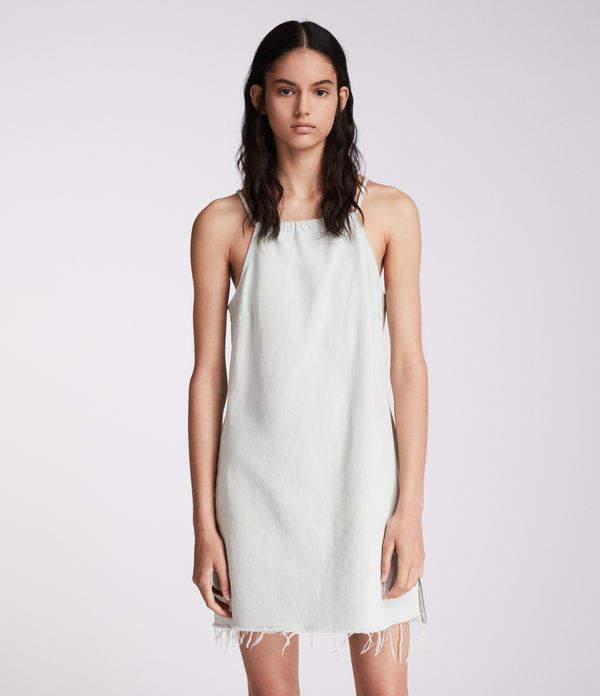 AllSaints Mali Chambray Dress