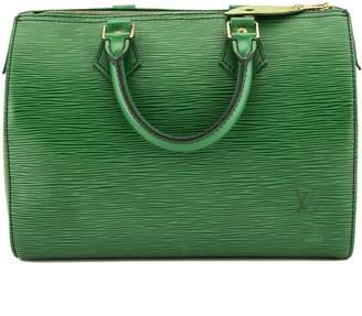 Louis Vuitton Borneo Green Epi Speedy 25 (3942040)