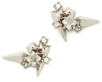Alexis Bittar Studded Post Earrings $125 thestylecure.com