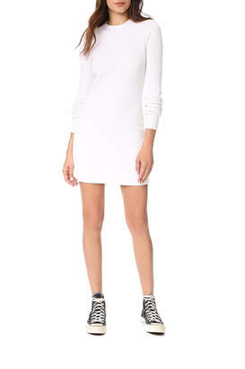 Cotton Citizen Monaco Thermal Mini Dress