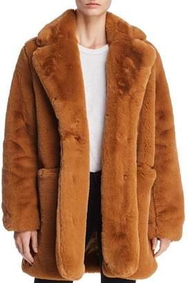 Bloomingdale's Apparis Sophie Faux Fur Coat