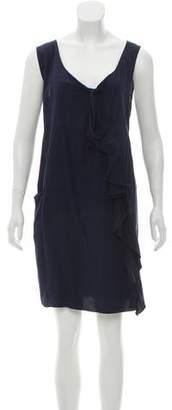 Marni Sleeveless Silk Dress