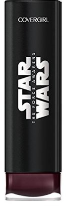 CoverGirl Star Wars Limited Edition Colorlicious Lipstick, Purple No. 50, 0.12 Ounce $7.99 thestylecure.com