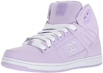 DC Women's Pure HIGH-TOP TX Skate Shoe