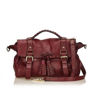 Mulberry Alexa leather handbag