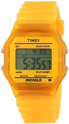 Timex (タイメックス) - Timex Originals t2 N807オレンジクラシックデジタル腕時計