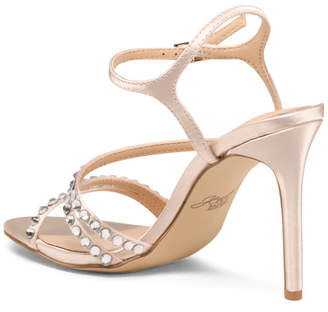 Ankle Strap Evening Sandals