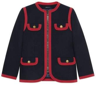 Gucci Vintage tweed jacket