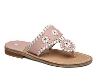 Jack Rogers Girls' Miss Palm Beach Sandal