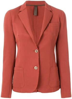 Eleventy classic single-breasted blazer