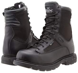 Thorogood 8 Inch Trooper Side Zip Men's Work Boots