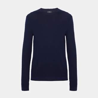 Theory Wool Crewneck Sweater