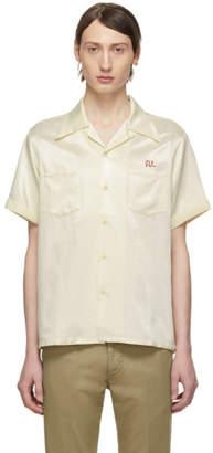 Visvim Off-White Irving Short Sleeve Shirt