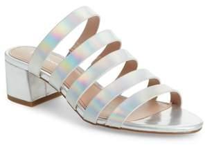 BCBGMAXAZRIA Frankie Slide Sandal