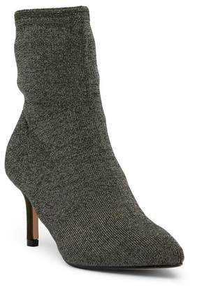7247742cdcc Catherine Malandrino Tyme Shimmering Knit Bootie