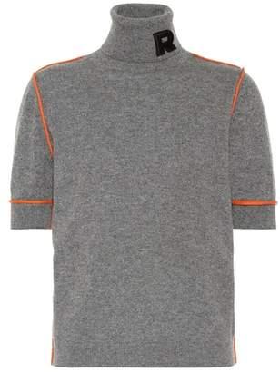 Rochas Cashmere turtleneck sweater