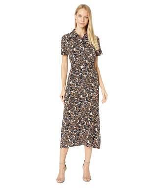 RVCA Dixie Midi Dress