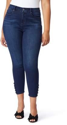 Wilson Rebel X Angels The Pin-Up Crop Skinny Jeans