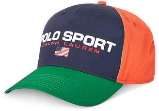 Polo Ralph Lauren Color-Blocked Baseball Cap