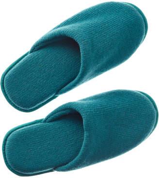Portolano Cashmere Slippers