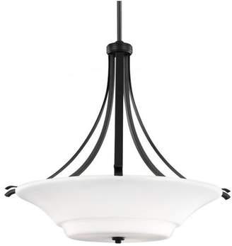Feiss 3- Light Uplight Pendant