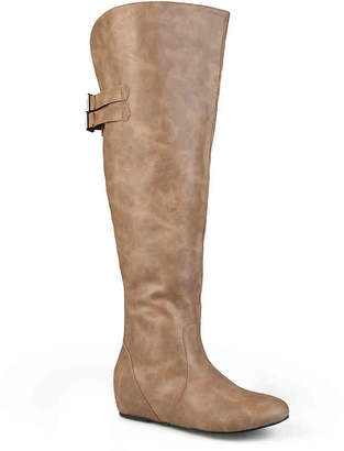 ef8321df8532 Journee Collection Angel Wide Calf Over The Knee Boot - Women s