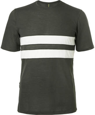 Iffley Road Cambrian Striped Drirelease T-Shirt
