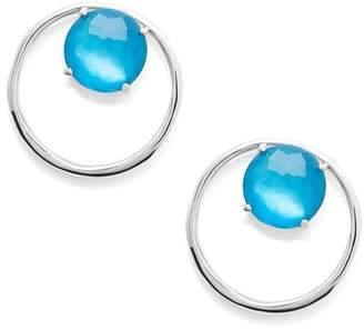 Ippolita Wonderland Frontal Hoop Earrings