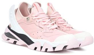 Calvin Klein Carla leather sneakers