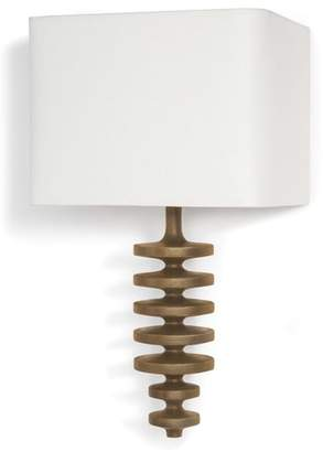 Regina-Andrew Design REGINA ANDREW DESIGN Fishbone Sconce