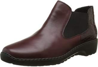 Rieker Women Ankle Boots red, (medoc/bordeaux) L609035