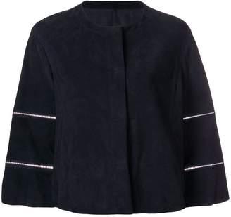 Drome bell sleeve jacket