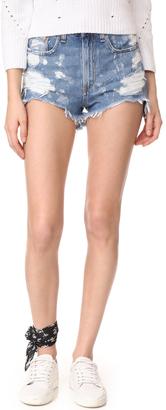 Rag & Bone/JEAN Justine Shorts $195 thestylecure.com