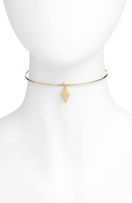 Women's Vanessa Mooney The Delorean Choker Necklace $55 thestylecure.com